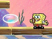 SpongeBob underwater frenzy game