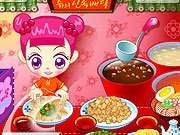 Sue: Meals Serving game