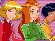 Fun game Totally Spies:The spy mission