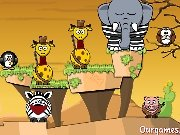 Fun game Wake the sleeping elephant 2