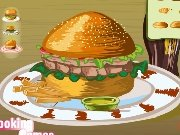 Your favorite hamburger game