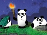 Three pandas 2: the night game