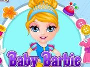 Baby Barbie Princess Dress Design game