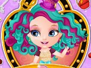 Baby Barbie Ever After High Costumes game
