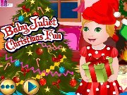 Baby Juliet And Christmas Fun game