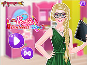 Barbie Pinterest Diva game