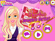 Barbie Jewelry Artist game