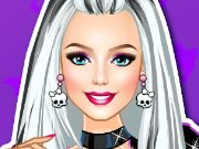 Monster High Barbie Style game