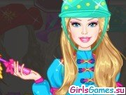 Barbie the pony rider game