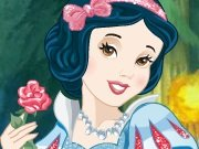 Game Beautiful princess Snow White