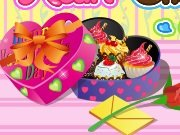 Candy on Valentine's Day game