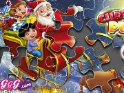 Christmas Jigsaw Puzzle game