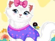 Cute Persian Kitty game