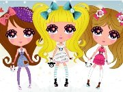 Cutie Pops Fashion mongers game