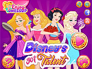 Game Disney's Got Talent
