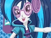 Vinyl Scratch DJ Pon-3 Dress up game