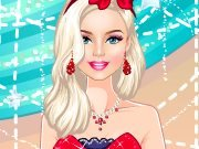 Magical Princess Christmas dress up game