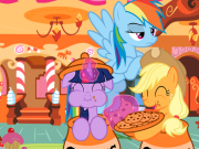 My Little Pony Sugar Rush game