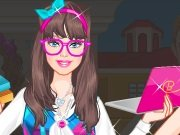 Barbie the nerds Princess game