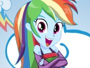 Pony Rainbow Dash game