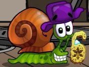 Bob the Snail 6: Winter Adventures game