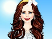Snow White dress up game