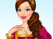 Dress up with the Spanish Princess game