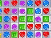 Sweet Hearts - 3 in a row game