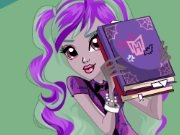 Twyla from Monster High Dress Up game