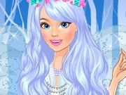 Winter Fairy Dressup game