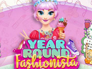 Year Round Fashionista: Elsa game